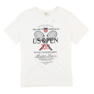 POLO US OPEN 2011 RACKETS // WHITE