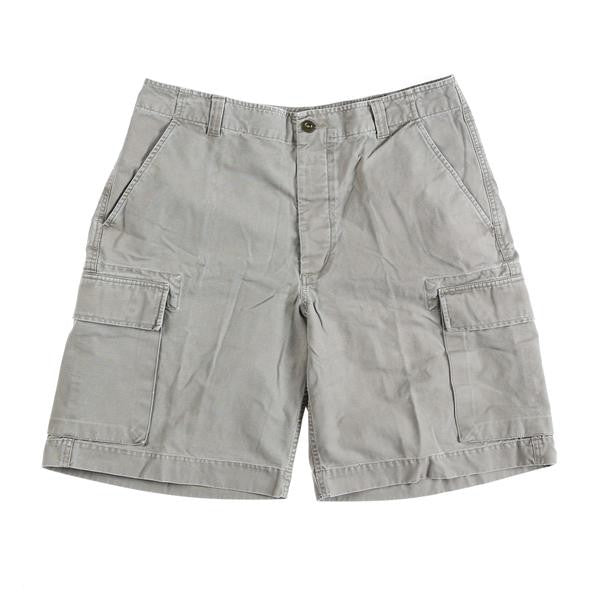 POLO CARGO SHORT // GREY