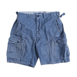 POLO CARGO SHORT // WASHED BLUE