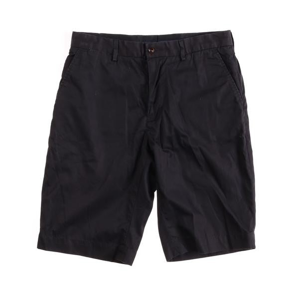 POLO CHINO SHORT // BLACK