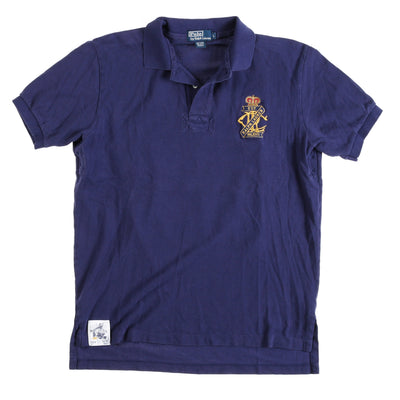 POLO CRICKET CROWN POLO // NAVY