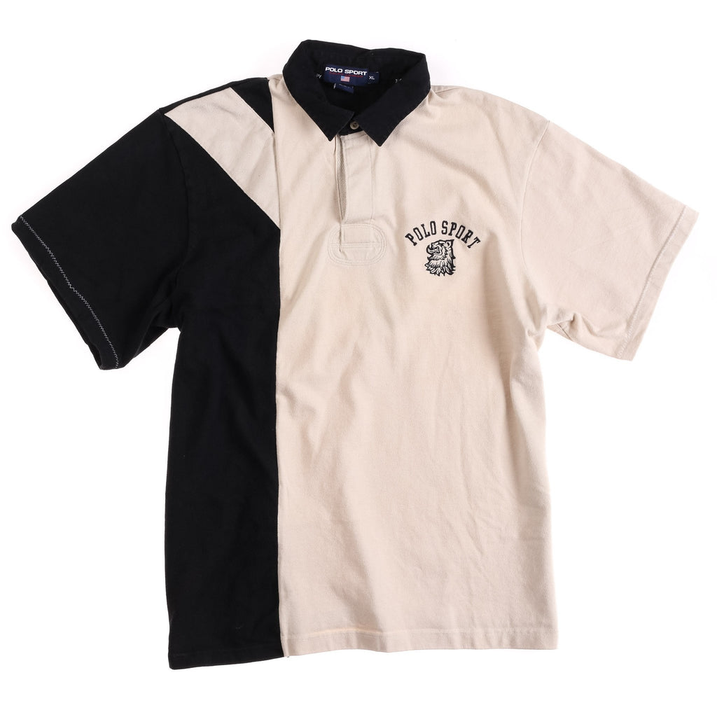 POLO LION 11 POLO // NATURAL BLACK