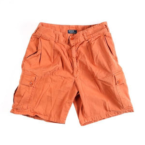 POLO MADE US CARGO SHORT // ORANGE