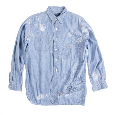 POLO MONSIEUR CHAMBRAY EMMONS SHIRT