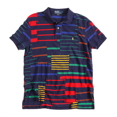 POLO OPTICAL POLO ALL OVER // NAVY