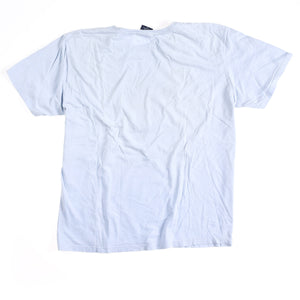 POLO SPORT BEAR TENNIS TEE // LIGHT BLUE