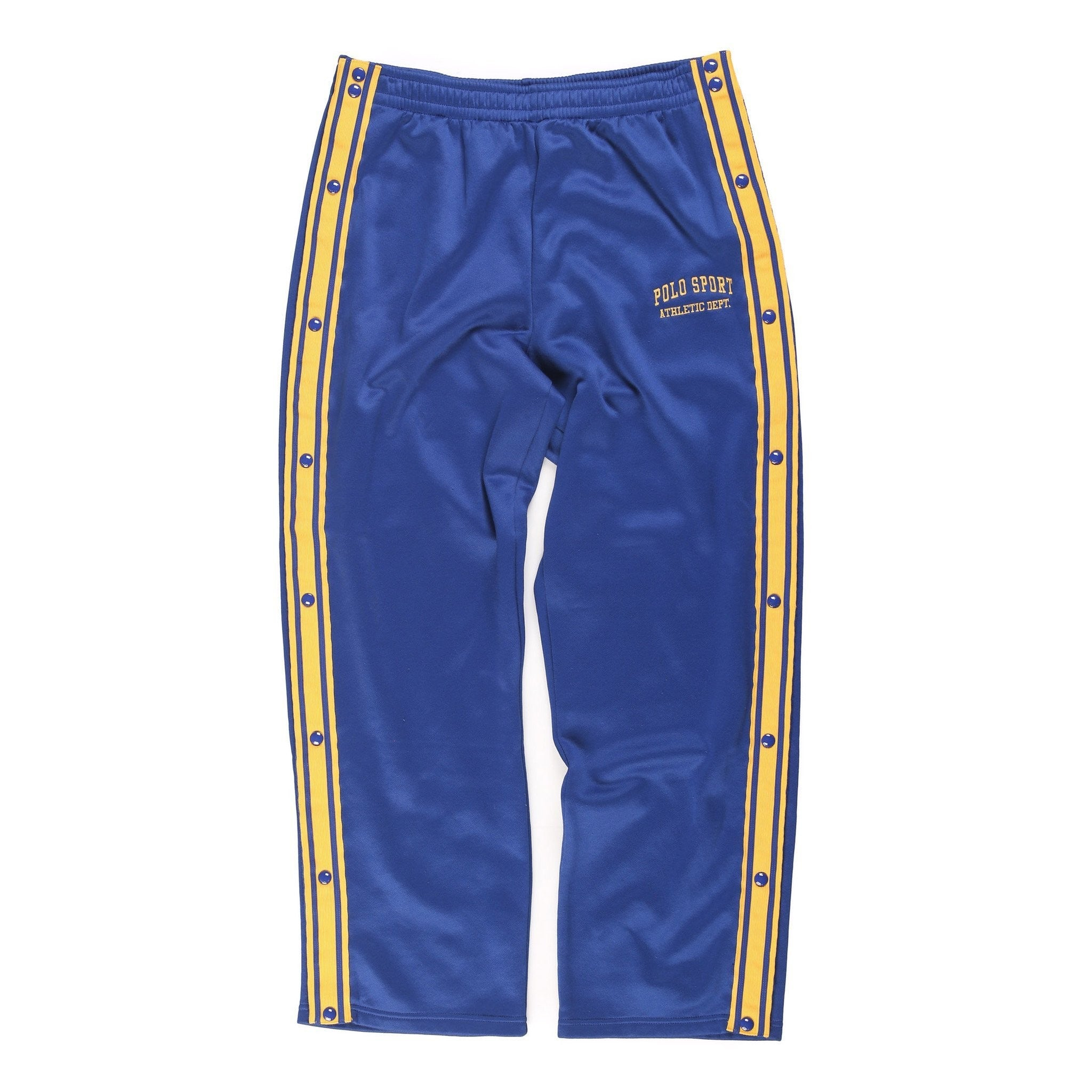 POLO SPORT FIELD H1 ATHLETIC DEPT 22 TRACKPANT // ROYAL BLUE