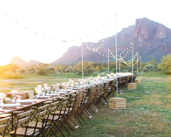 Cloth & Flame Superstition Mountains Dinner | May 11, 2019