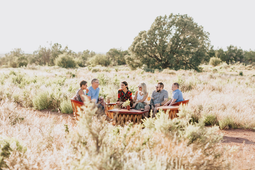 Moab Canyonlands Dinner at Under Canvas | September 27, 2019