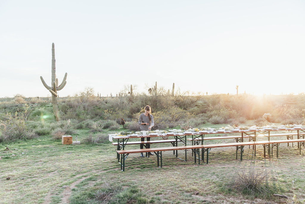 Cloth & Flame Desert Dinner | March 18th