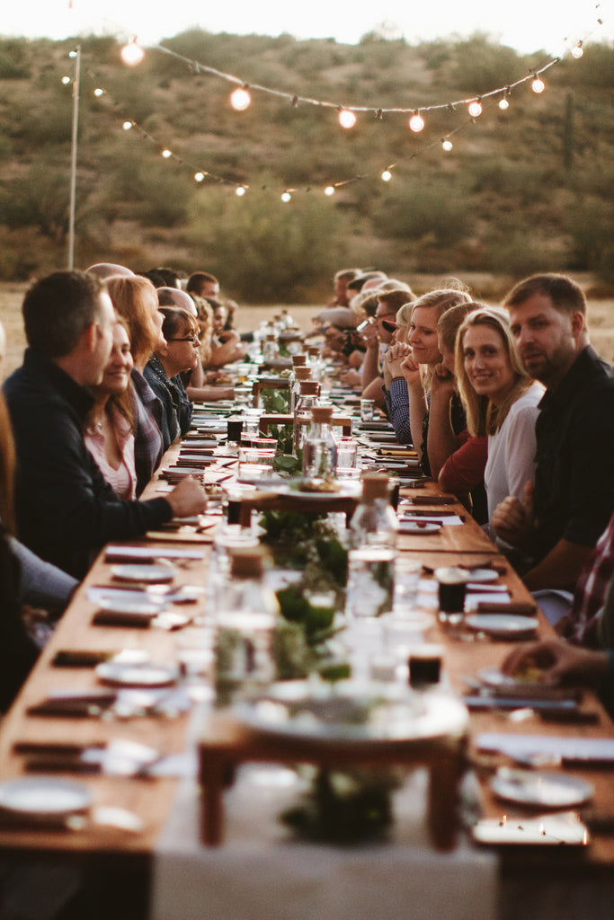Cloth & Flame Desert Dinner | September 30th