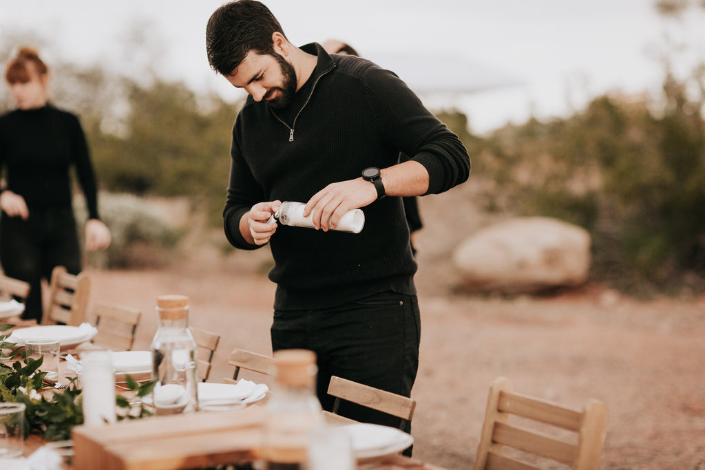 Papago Buttes Wilderness Dinner w/ Huss Brewing | February 7, 2019
