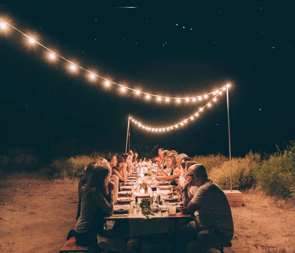 Cloth & Flame Desert Dinner | April 22nd