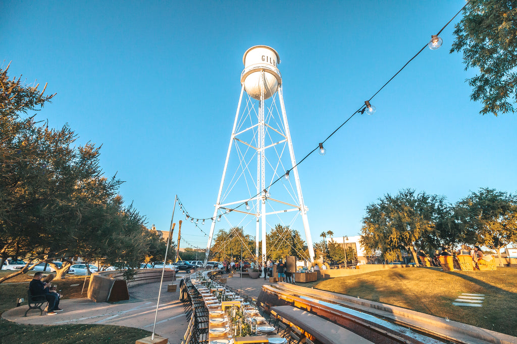 Gilbert Water Tower Dinner | October 25th