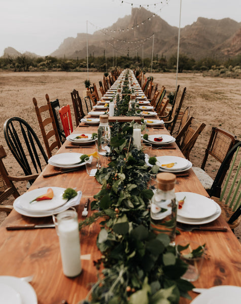 Three-Chef Superstition Mountains Brunch | April 15, 2018