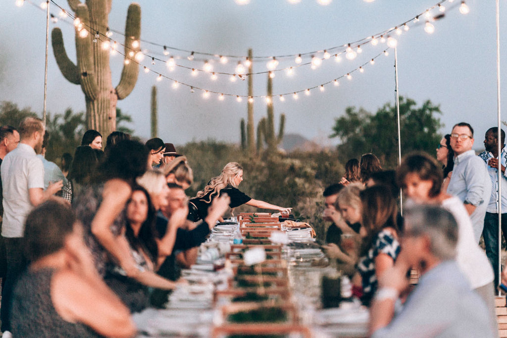 Beer Pairings Desert Dinner w/ Huss Brewing | February 8th 2018