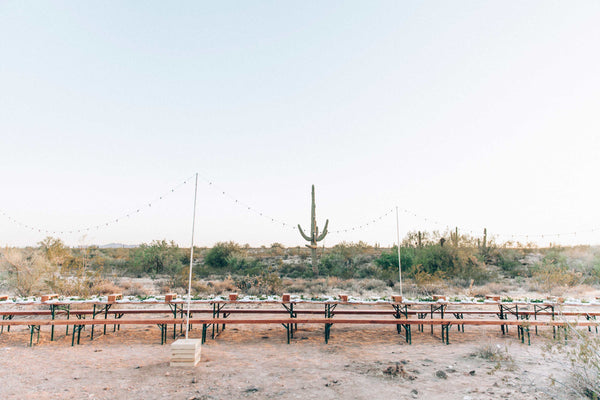 Cloth & Flame Desert Dinner | January 27th