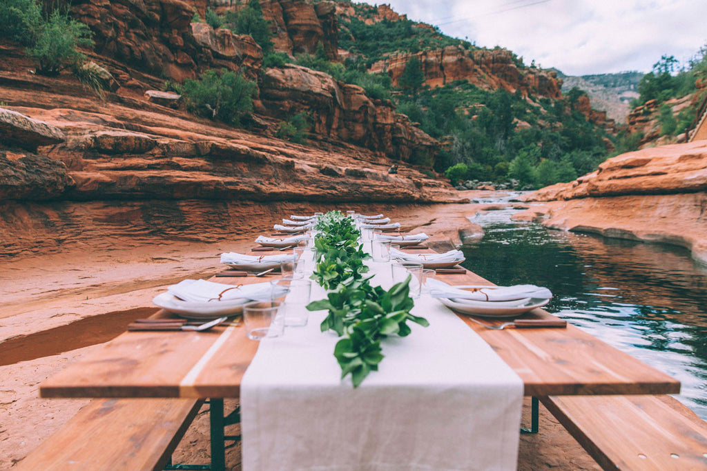 Cloth & Flame Sedona Wilderness Dinner | June 3rd