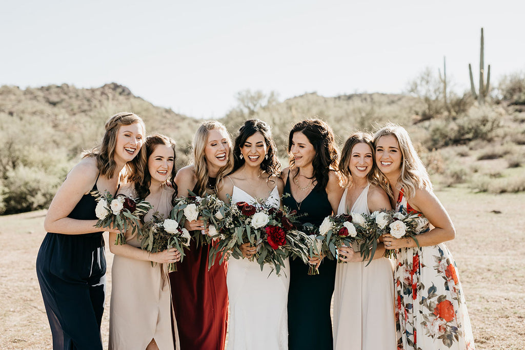 C&F Weddings: Superstition Mountains Open House January 18