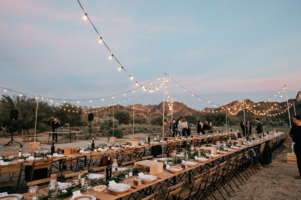 Superstition Mountains Desert Dinner | October 11, 2019