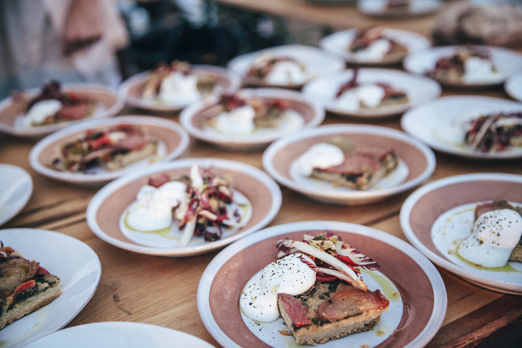 Cloth & Flame Desert Dinner | February 14th