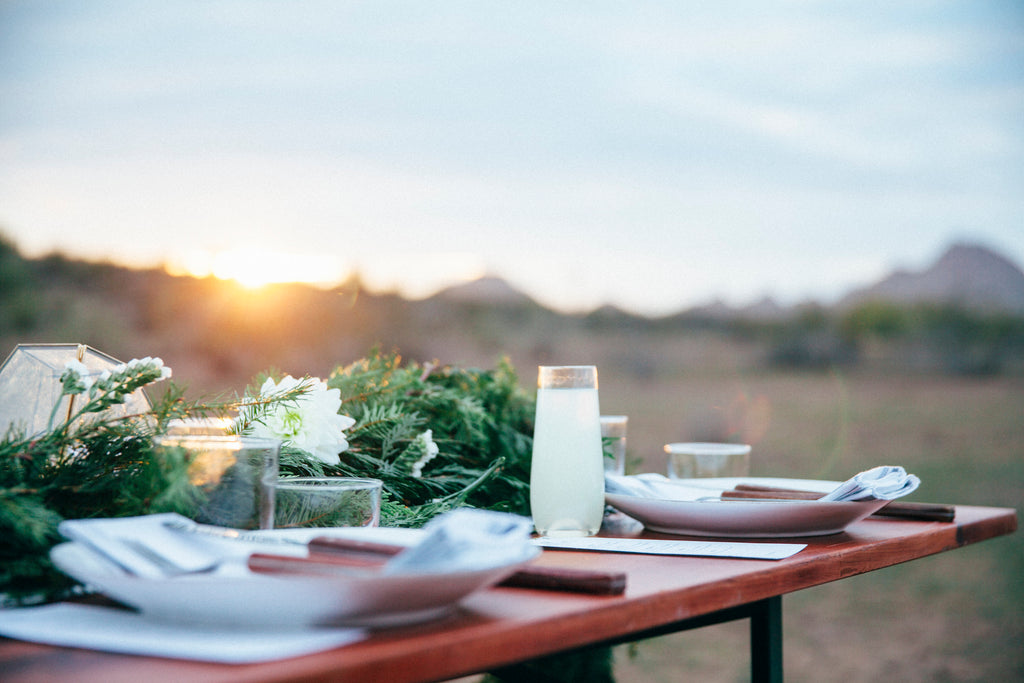 Cloth & Flame Desert Brunch | December 2nd
