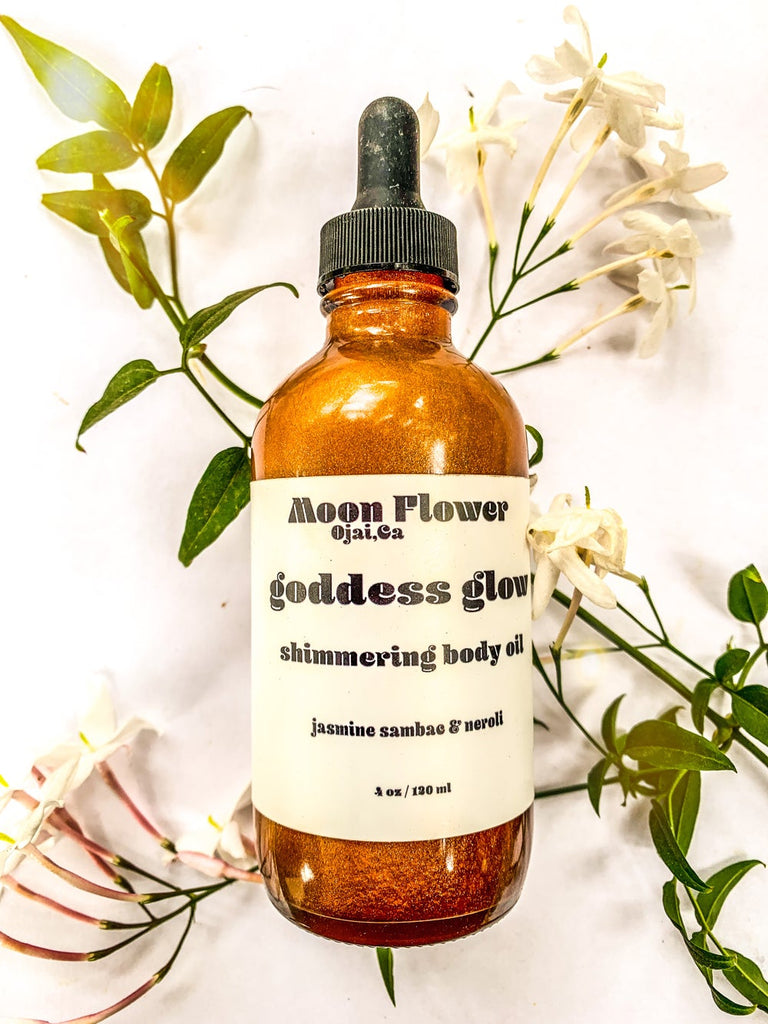 Goddess Glow Shimmering Body Oil