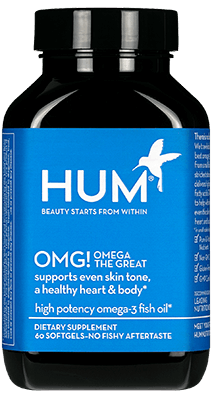 Omega The Great -  HUM Nutrition