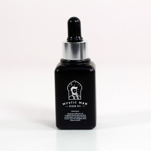 Mystic Man Oil - Mystic Man Beard Oil