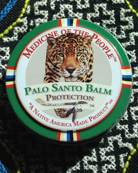 Palo Santo Balm Protection - Medicine of the People