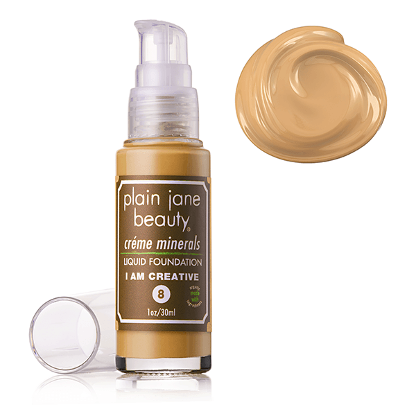 Creme Minerals®Liquid Foundation
