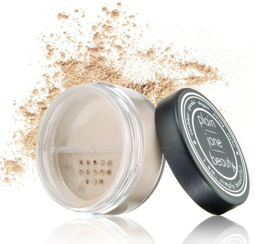 Sheer Translucent Setting Powder - Plain Jane Beauty