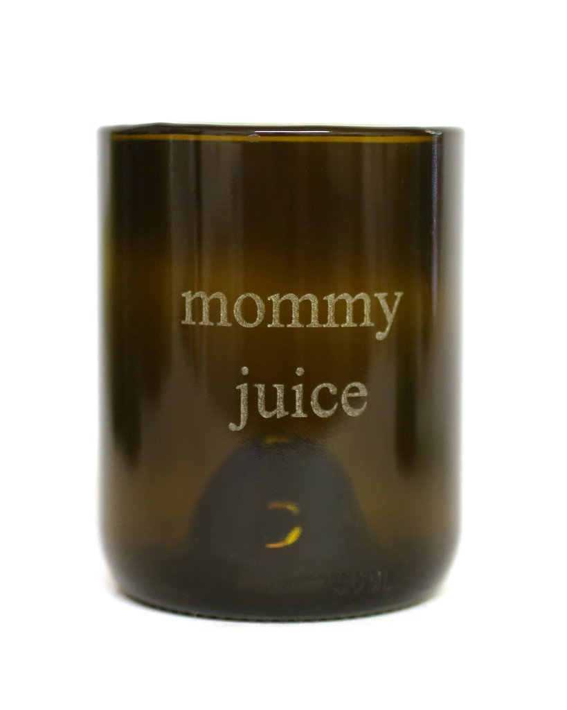 Mommy Juice - Refresh Glass