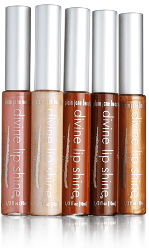 Divine Lip Shine Copper Sunset
