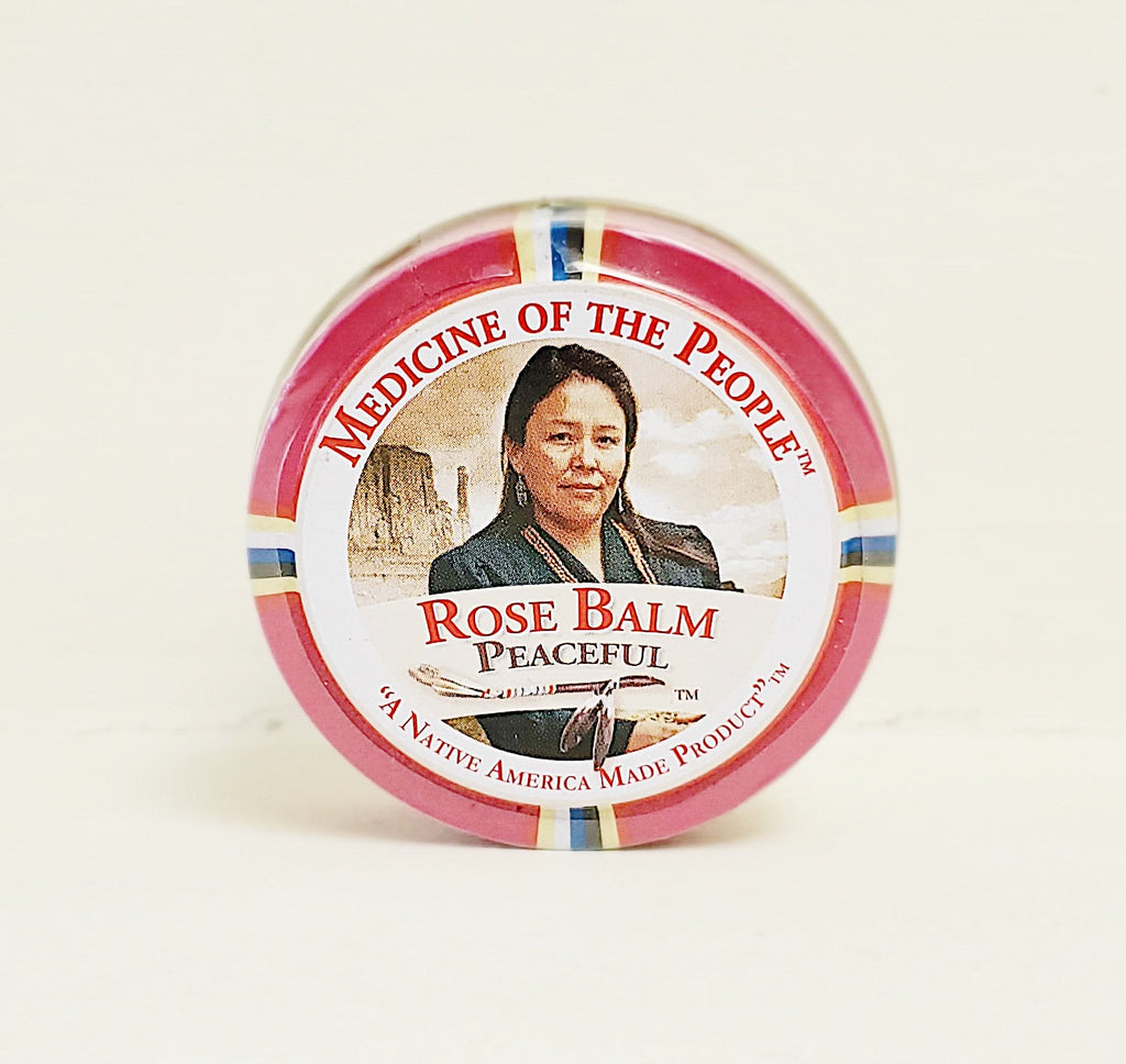 Rose Balm Peaceful - Medicine of the People