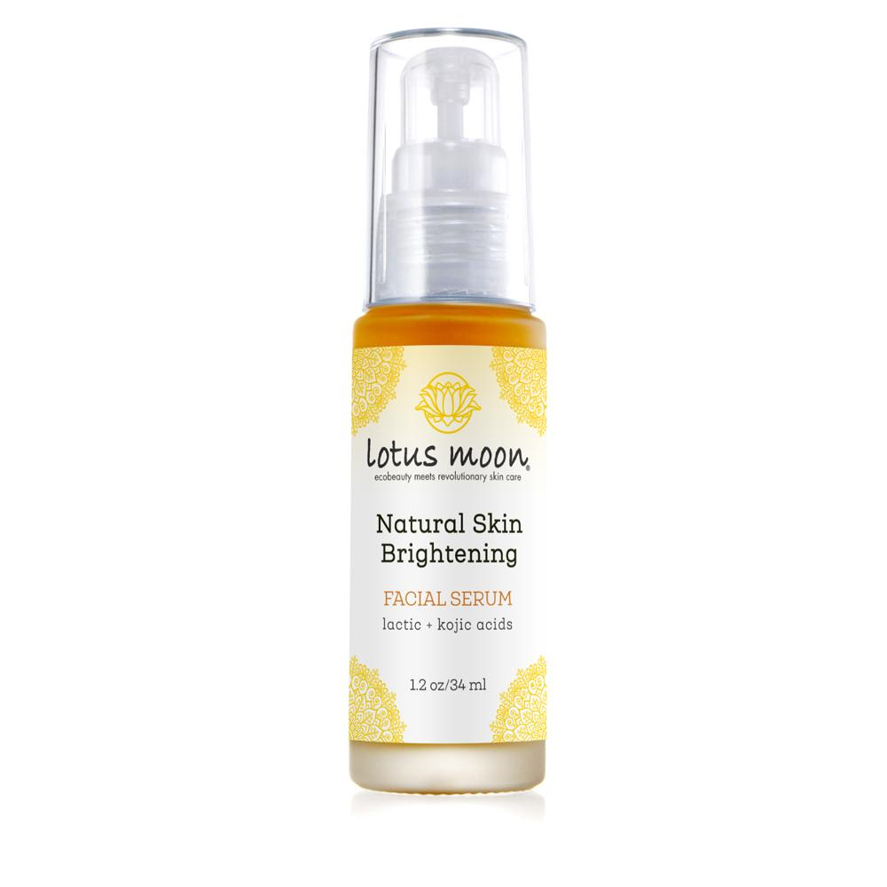 Natural Skin Brightening Facial Serum