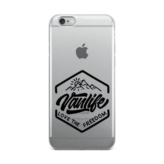 Vanlife: Love The Freedom iPhone Cases