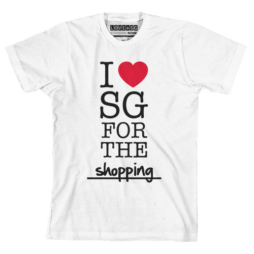 Fill in the Blank - LOVE SG