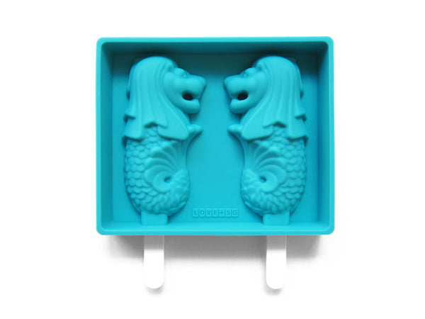 Merlion Ice Cream Molds - LOVE SG