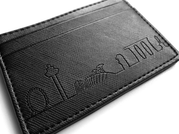 Skyline Outline Card Holder - LOVE SG
