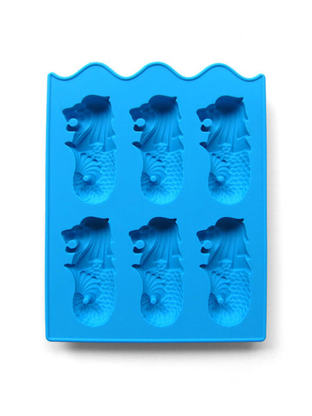 Swimming Merlion Ice Cube Tray - LOVE SG