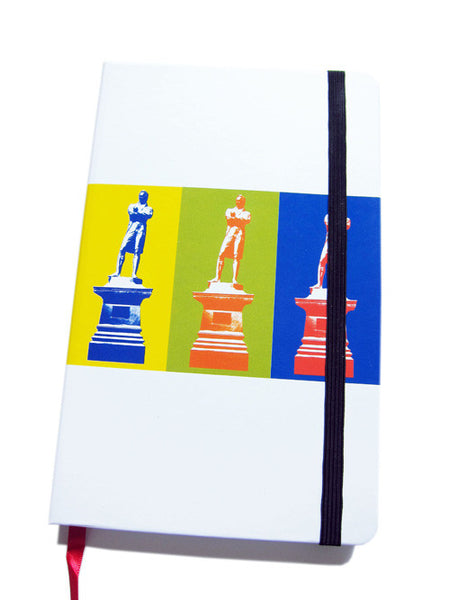 Warhol Raffles Notebook - LOVE SG