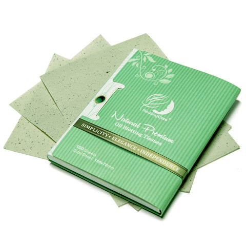 Is Oil Blotting Paper the Same as Tissue Paper? | PleasingCare