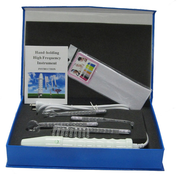 Hand-holding High Frequency Facial Care Machine Home Use Skin Rejuvenation Treatment