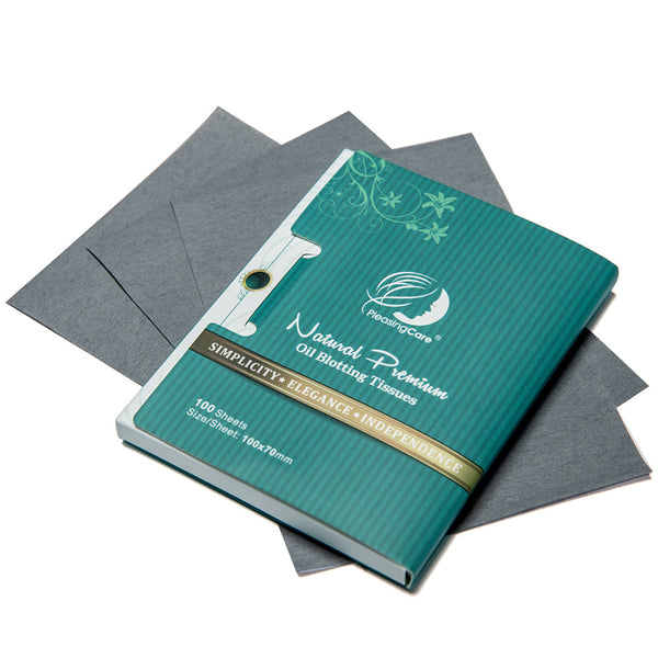oil blotting sheets