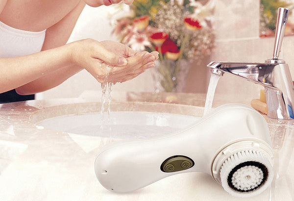 sonic cleansing brush