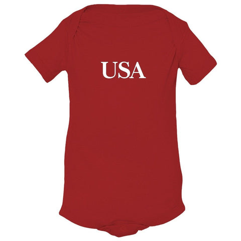 """USA"" Infant Onesie"