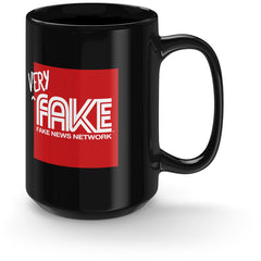 """Very Fake News"" Mug"