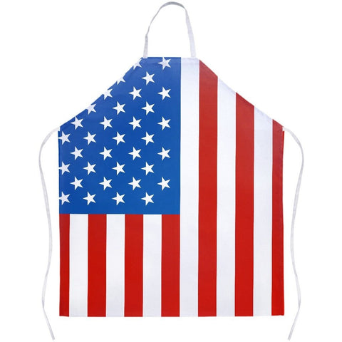 American Flag Grilling Apron