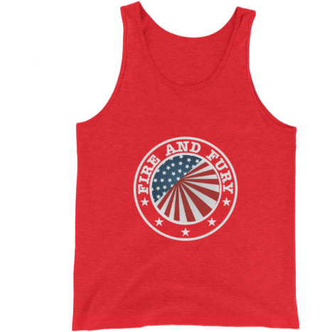"""Fire and Fury"" American Classic Tank"